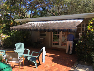 Retractable Awning Maintenance, why should I bother?