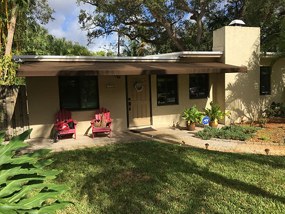 Fort Lauderdale, Florida awning recover