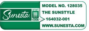 Sunesta Smart Code Label