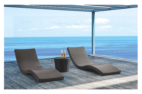 Wave Chaise Lounge