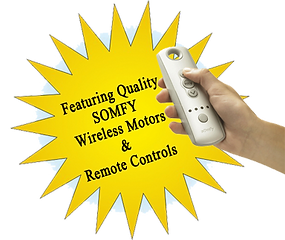 Quality Somfy Motorized Products