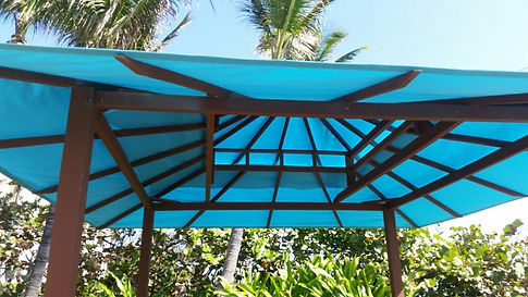 Hotel and Resorts benefit from quality cabana recovers