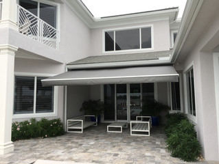 Retractable Awnings are much more versatile than you may imagine