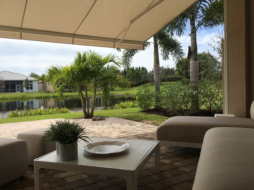 Retractable Awnings add Value and Comfort to your home