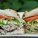 Cranberry Tuna Salad Sandwich