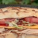 Turkey Lingonberry Sandwich