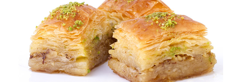 ARABIC SWEETS PROGRAM - 3 Days