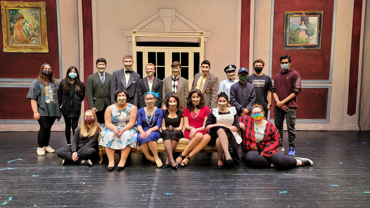 """""""Clue"""" Your Way Into EHHS' Drama Club Streaming This Weekend Only!"""