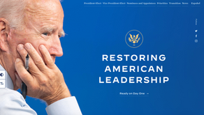 President-Elect Biden's Plan for his First 100 Days in Office
