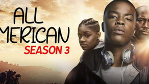 Upcoming: All American Season Three