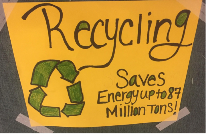 A Capstone project dares to recycle