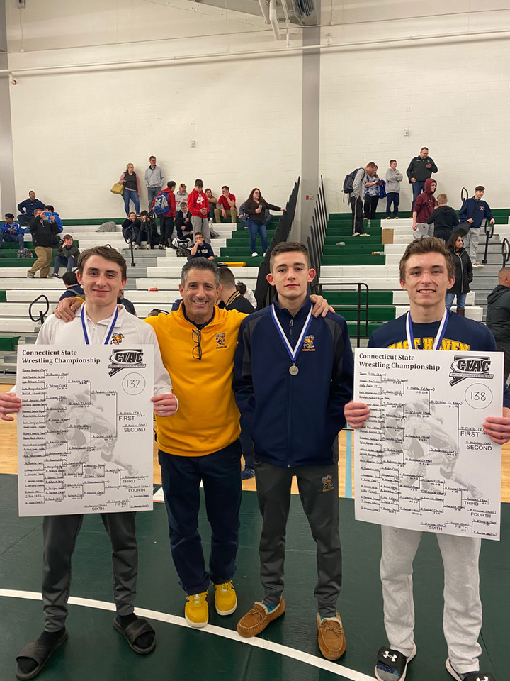 """Triple Threat:"" The DiVito trio's accomplishments on the mat"