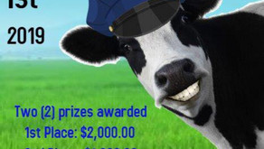 Moo Your Way to Crisafi Field