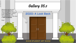"""""""2020: A Look Back"""" Virtual Exhibit at Gallery35 Brings Changes and Raw Emotion"""