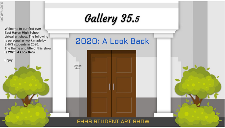 """2020: A Look Back"" Virtual Exhibit at Gallery35 Brings Changes and Raw Emotion"