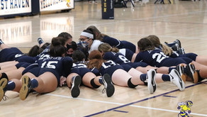Girls Volleyball Serves Up a Great Season