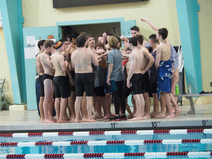 East Haven Athletes Make a Splash With the Greater New Haven Swim Team
