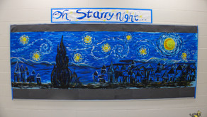 Ms. Leigh's Art Therapy Program Helps EHHS Students Triumph