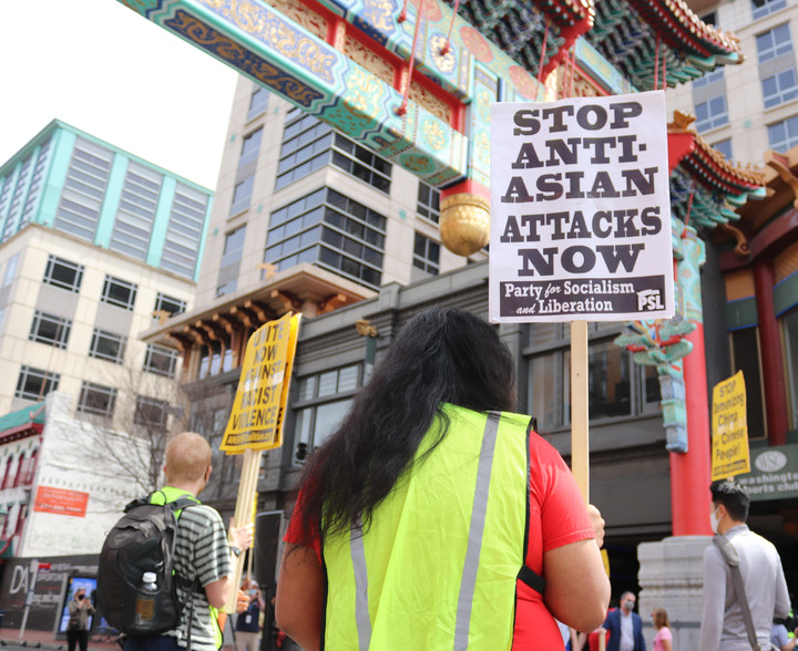 Stop Asian Hate: What Can We Do?