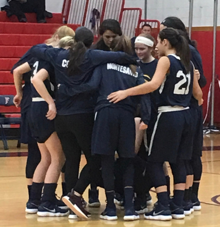 To the Championship and Back: the EHHS Girls Basketball Team