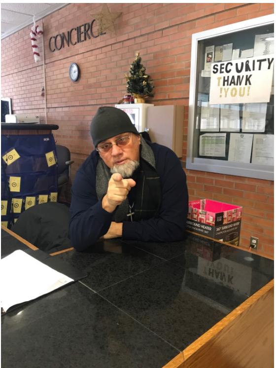 Staff Spotlight: Rick Sanzo