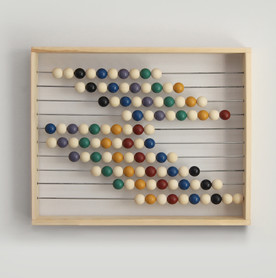 "Abaca ""Candy"" Interactive wall art"