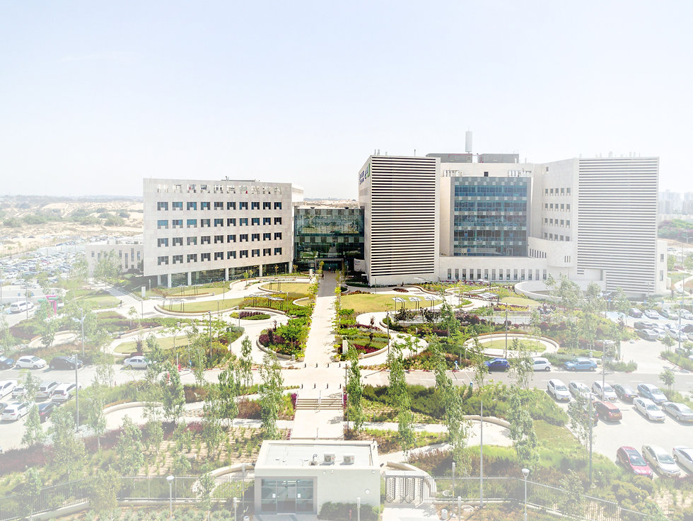 Hospital facade with gardens 2nd.jpg