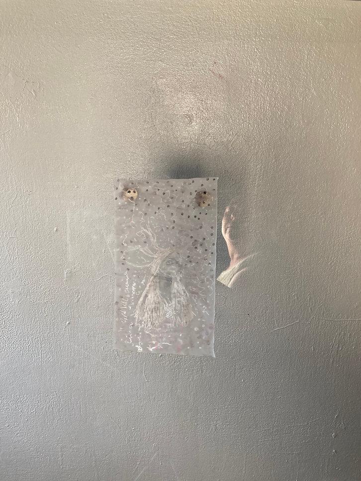 אלחנדרה אוקרט, מתוך הסטודיו, ציור.jpg