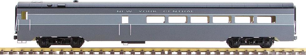 New York Central, Gray, Diner Car, 1 car, AL34-334