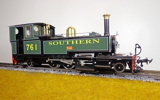 S19-19T  TAW #761 L&B 2-6-2T, Live Steam
