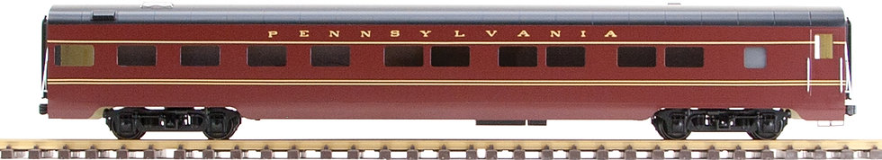 Pennsylvania, Maroon, Pullman Sleeper Car, 1 car, AL34-358