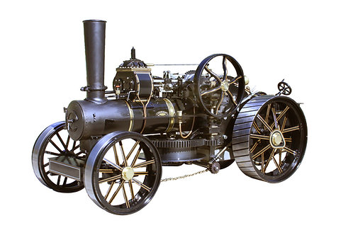 T390-31 Fowler Ploughing Engine