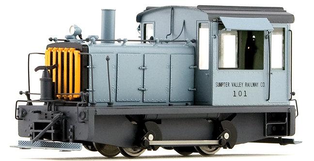 AM55-030 On3 - Diesel Switcher 0-4-0, Sumpter Valley RR #101
