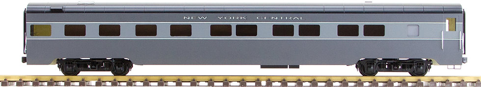 New York Central, Gray, Pullman Sleeper Car), 1 car, AL34-354