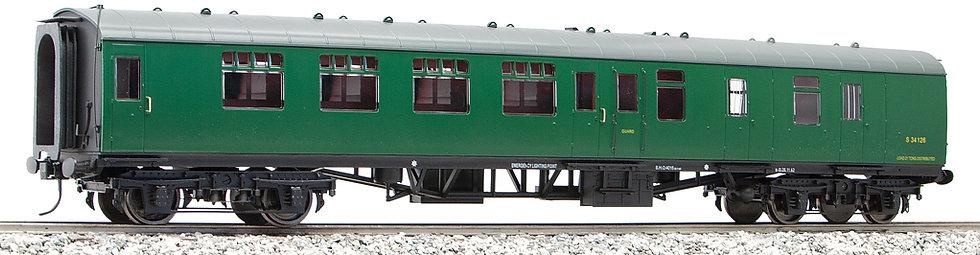 R32-11DA BR MK1 Brake Corridor (BSK) - Green #S34126