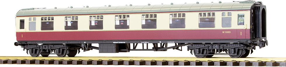 R32-13BB BR MK1 First Corridor (FK) - Carmine & Cream #E13099