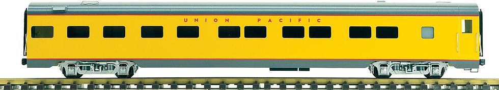 Union Pacific, Yellow, Pullman Sleeper Car, 1 car, AL34-356