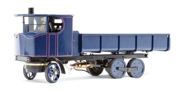 Sentinel DG6 Lorry