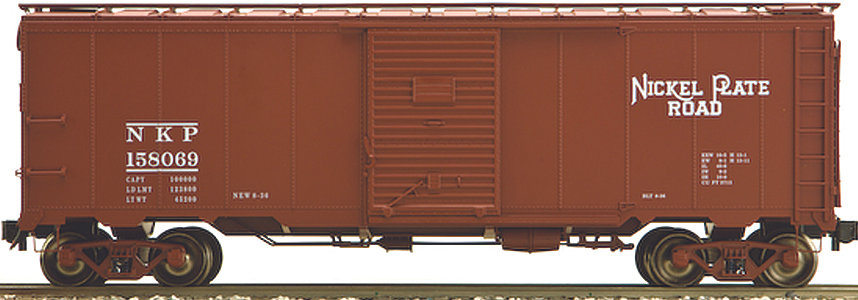 AMS 1:32 AAR Box Car