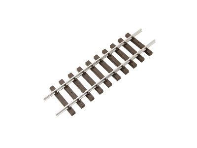 G290-03 Code 332 1ft Flex Track - Euro Narrow Gauge, Aluminum (12)