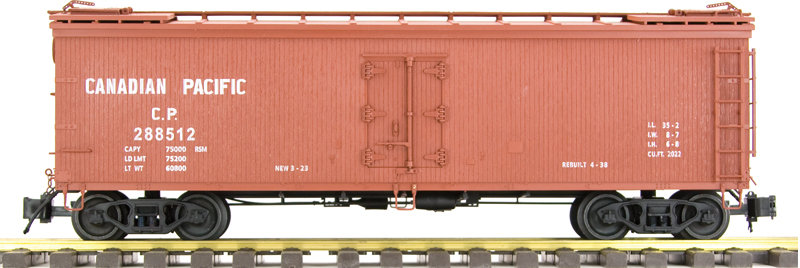 G426-10A Reefer - Canadian Pacific #288500