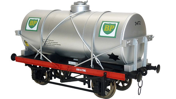 R32-3BX 14-Ton Oil Tanker, 1 car