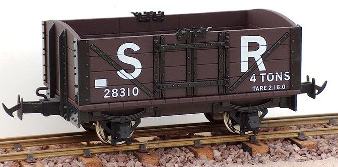 R19-1BA L&B Open Wagon, SR Brown #28308