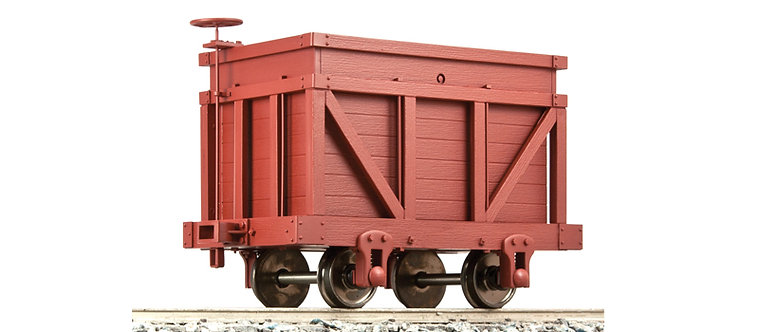 AM20-110X Iron Mountain Coal Car, 1 car