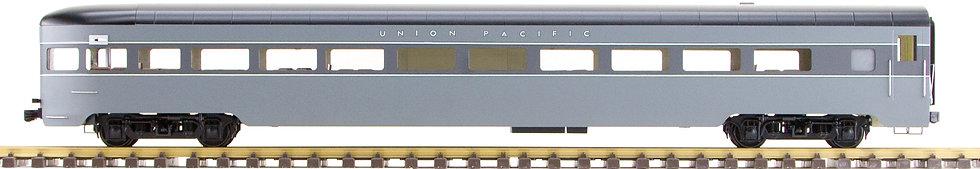 Union Pacific, Gray, Observation Car, 1 car, AL34-373