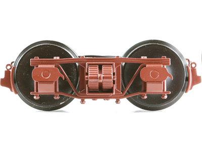 AP13-014 Trucks - 1:20.3 Caboose (2)