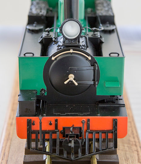 Accucraft UK - W&L2-6-2T (1:19 Scale)