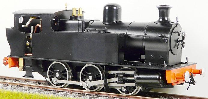 "S32-14B KS ""Victory"" 0-6-0T - BR Black (Swindon Safety Valve Bonnet), Live Steam"