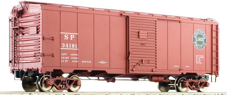 AM32-553X AAR Box Car - SP Southern Pacific, 1 car