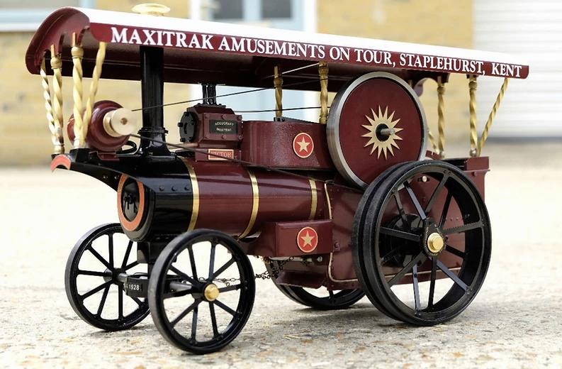 MaxiTrak - Allchin Conversion Kit